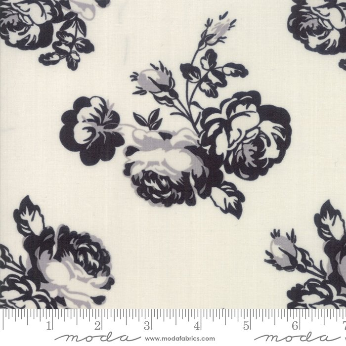 Ivory Floral - Urban Cottage Prints by Urban Chiks - 31130 11