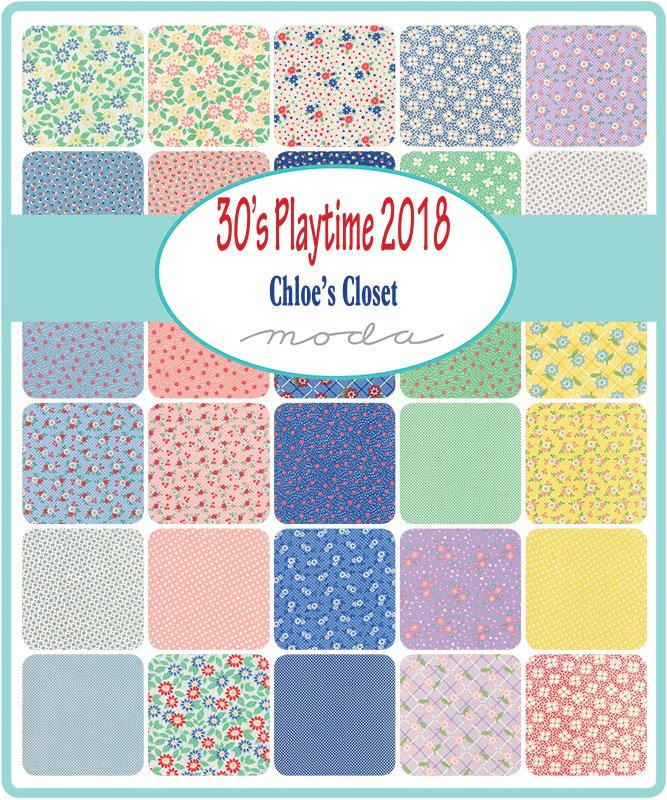 30s Playtime 2018 Jelly Roll by Chloe's Closet - 33350JR