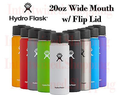 Hydro Flask 20 oz Wide Mouth w/Flip Lid