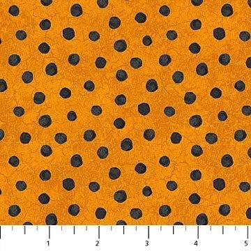 Orange Black Dot - Raven's Claw - 22869 56