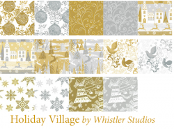 Holiday Village by Whistler Studios