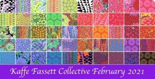 Kaffe Fassett Collective February 2021