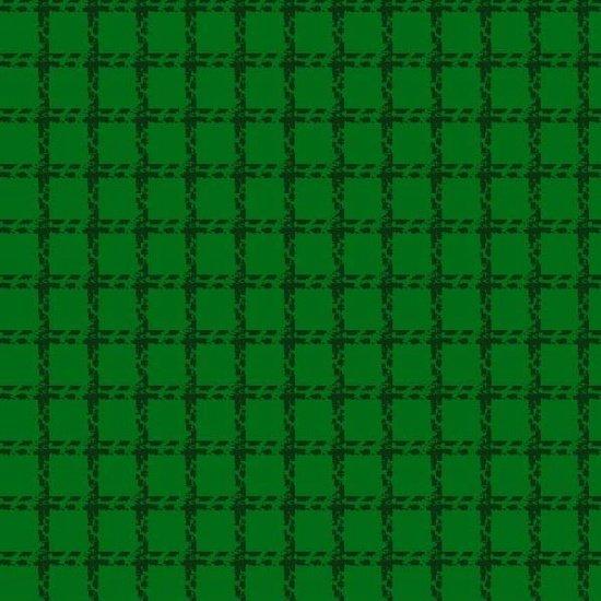 Green Houndstooth - Local Flannel - Studio E - 3772-66
