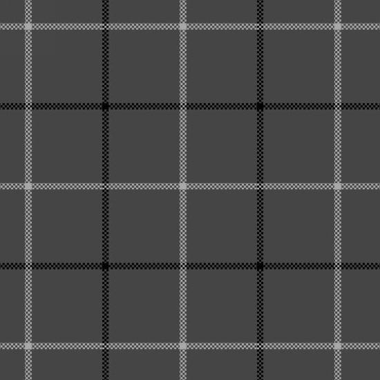 Medium Gray Large Plaid - Local Flannel - Studio E - 3774-94