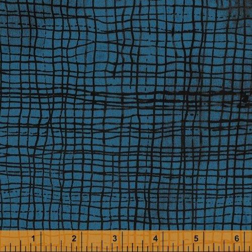 Dark Blue - Screen - The Blue One by Marcia Derse - 43191A-21
