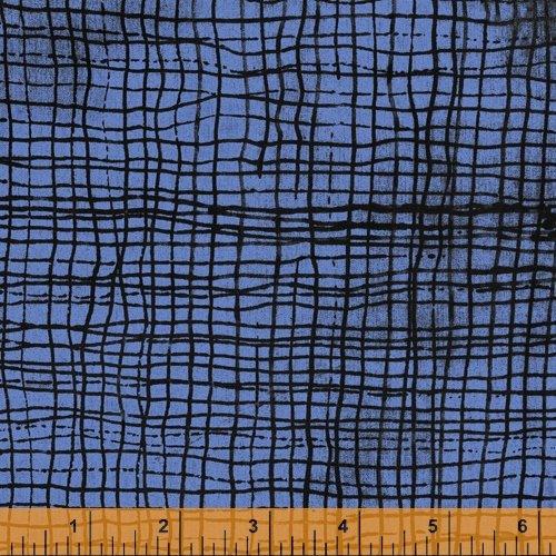 Medium Block - Screen - The Blue One by Marcia Derse - 43191A-22