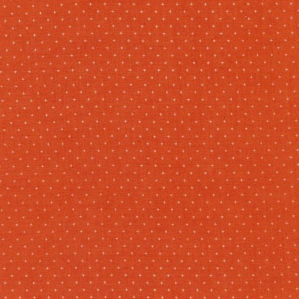 Orange Folk Dress - C5093-001 - Basics