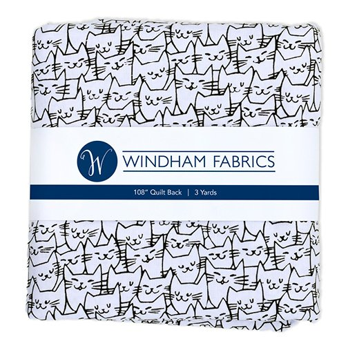 Packed Cats - Wideback - 3 yards - 108 wide - 51120-PC1