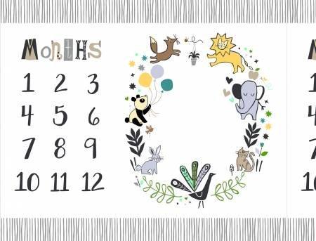 Dream - Baby Milestone Panel - 51728DP-X