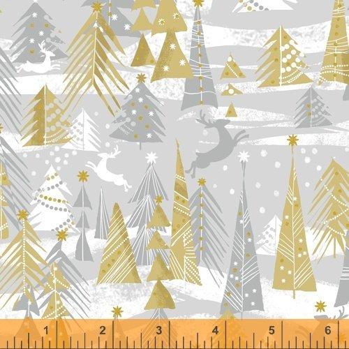 Silver Reindeer Forest - Holiday Village - 51773M-2