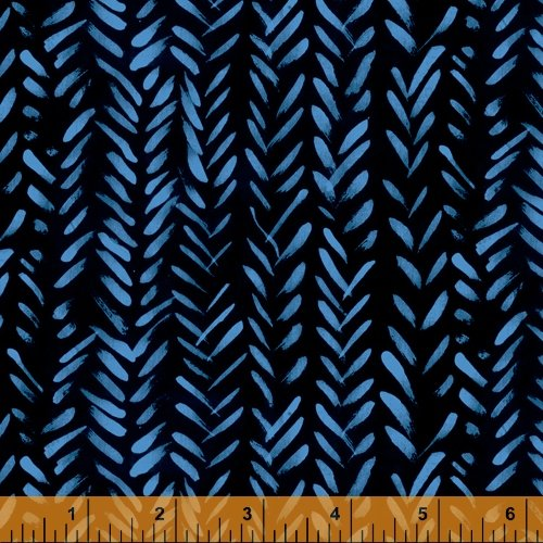 Wheat - The Blue One by Marcia Derse - 52044-6