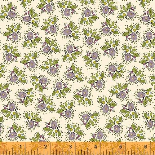 Cream - Petite Bouquet - Bubbies Buttons and Bows - 52086-1
