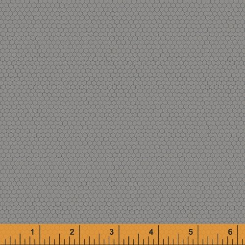 Grey - Hexie - Nature Study - 52092-18