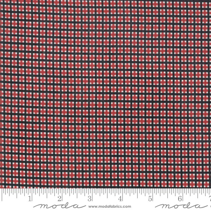 Red Black Christmas Plaid - Merry Starts Here by Sweetwater - 5737 11