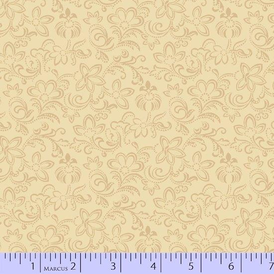 Cream Scroll - Mrs. Miller's Apprentice - R178323-0192