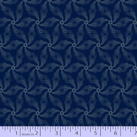 Blue Weathervane - Mrs. Miller's Apprentice - R178327-0110
