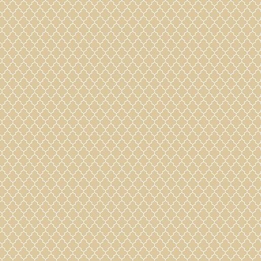Linen - Mini Arabesque - Color Theory - 9808-70