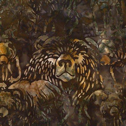 EARTH by Lunn Studios from Artisan Batiks: Wildlife Sanctuary 3 - AMD-15553-169