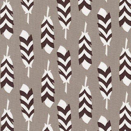 Smoke Feathers - Arctic By Elizabeth Hartman - AZH-17703-293