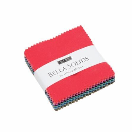 Bella Solids New 2018 Mini Charms - 9900MCN7