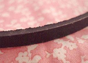 Belt, Featherweight Black V-Belt 17 1/2 inch - Singer Featherweight