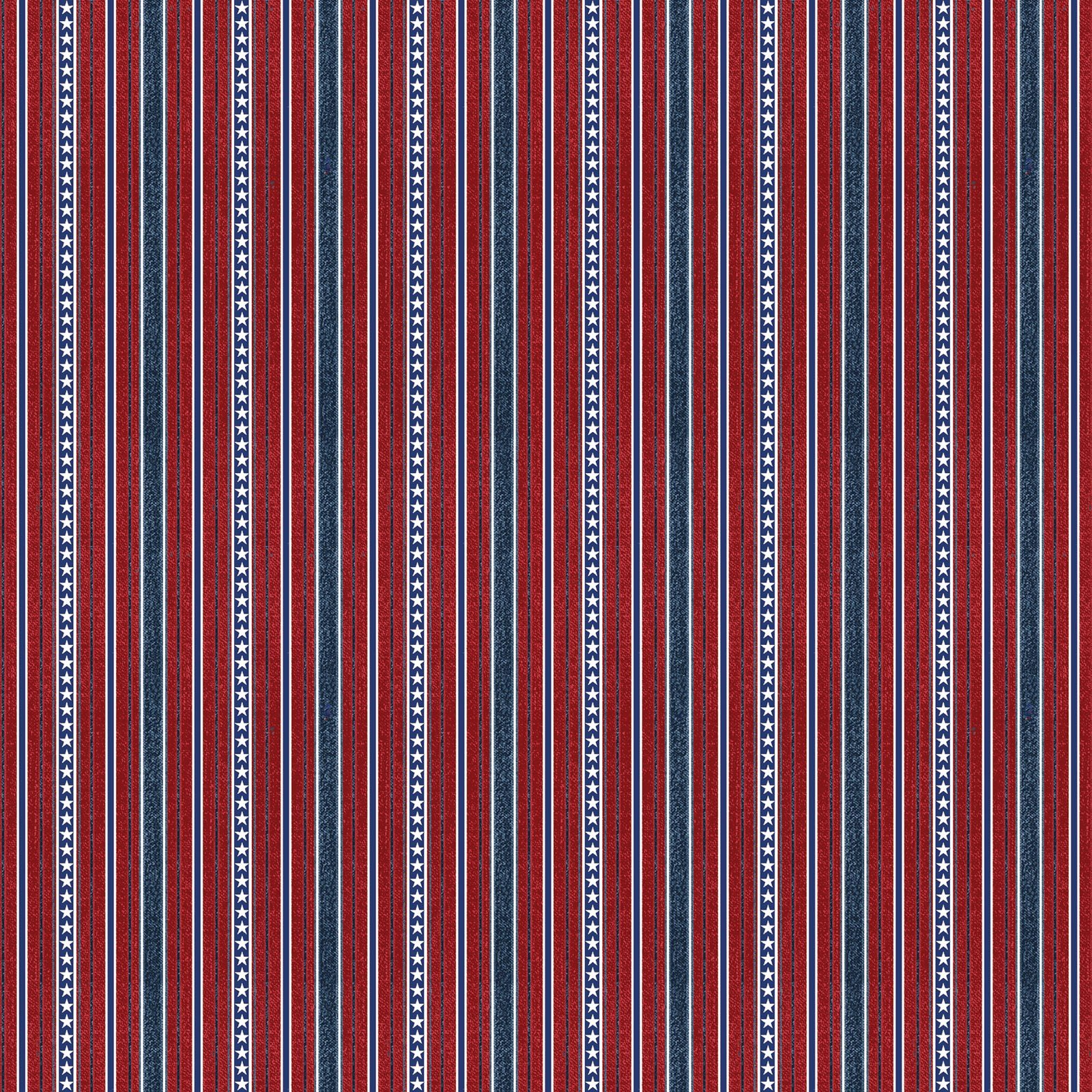 Red Stripe - American Rustic - BEN6335-10