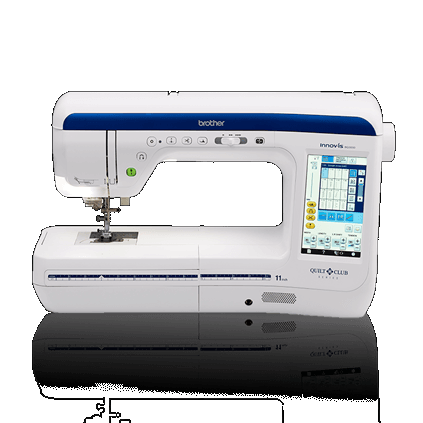 Innov-is BQ3050 - Brother Sewing Machines - Quilt Club