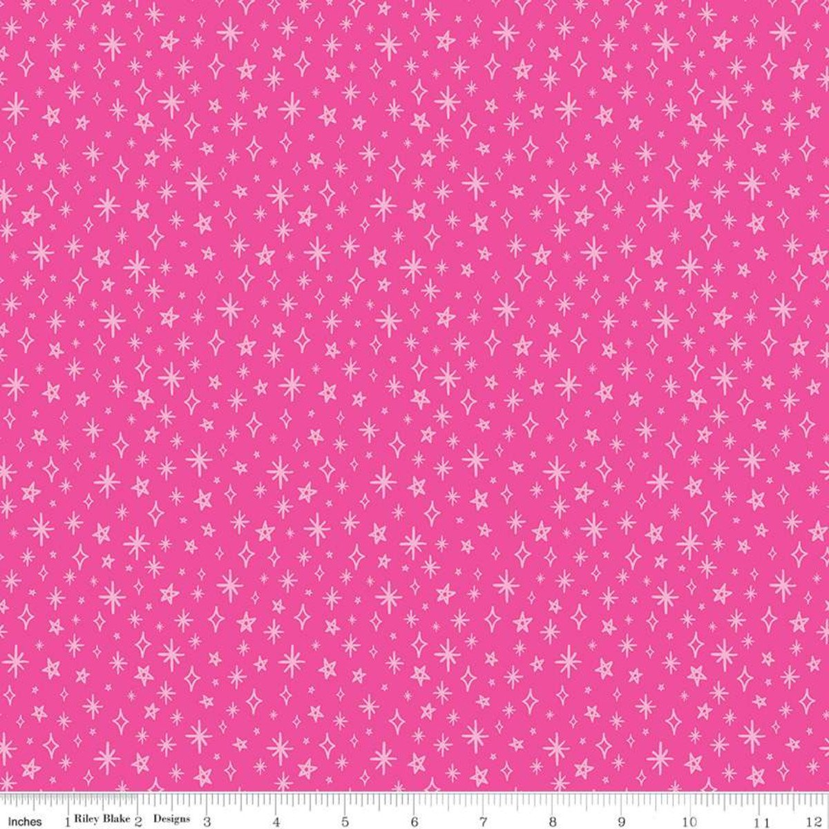 Fuchsia - Sparkle - Girl Power - C10654-FUCHSIA