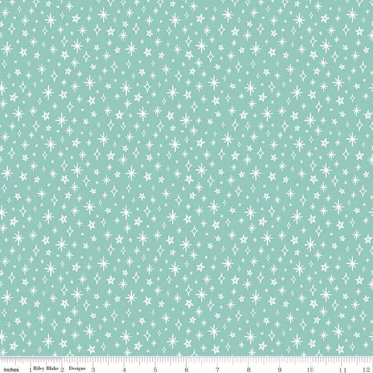 Mint - Sparkle - Girl Power - C10654-MINT