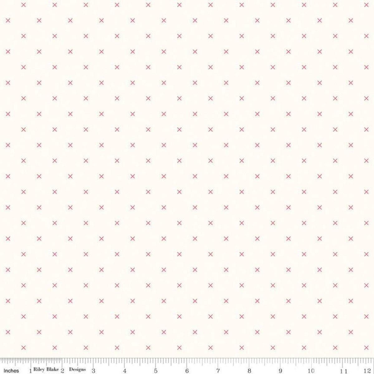 Cayenne - Cross Stitch - Bee Backgrounds - C6381-CAYENNE