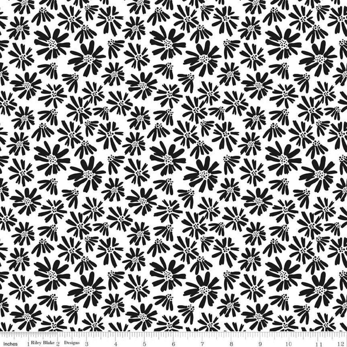 Juniper Daisy White - C8331-WHITE