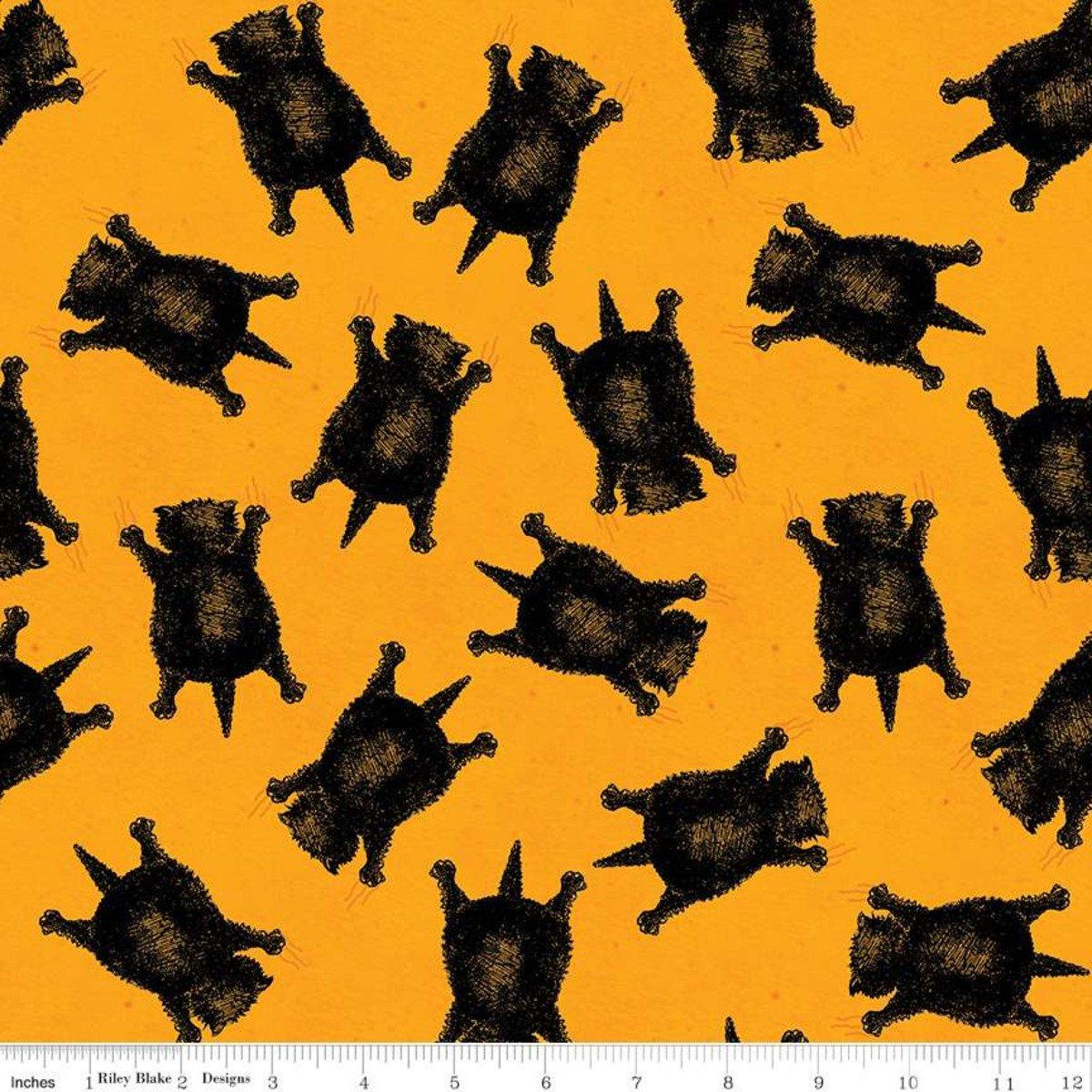 Orange - Scaredy Cats Toss - Goose Tales - C9398-ORANGE