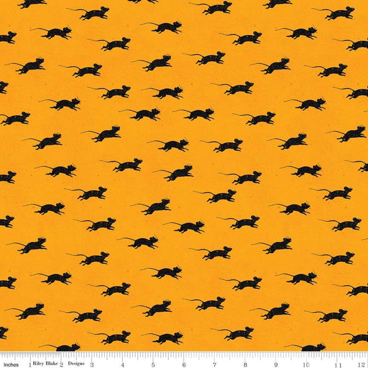 Orange - Blind Mice - Goose Tales - C9399-ORANGE
