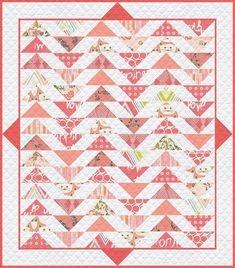 Plenum - No. 3 Coraline Quilt Kit 57 1/2' x 64