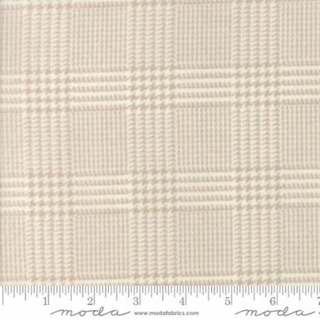 Cream - Wool Needle VI - 1253 11F Moda Flannel #1
