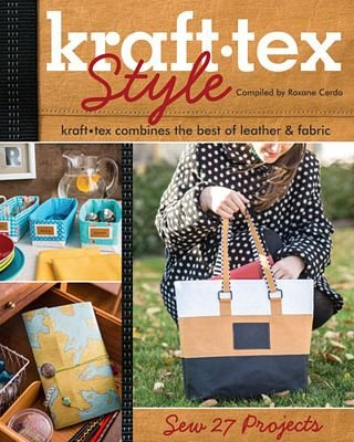 Kraft-Tex Style - Combine the best of Leather & Fabric - CT11063