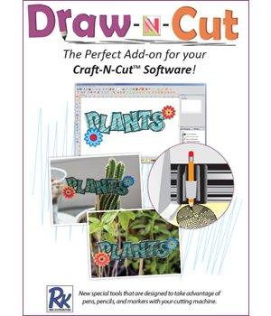 Draw-N-Cut Software - an Add On for Craft-N-Cut -