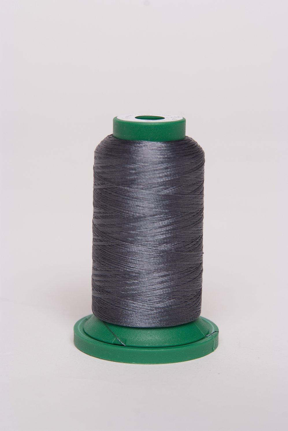 Grey - ES114 - Exquisite Embroidery Thread - 1000 meters