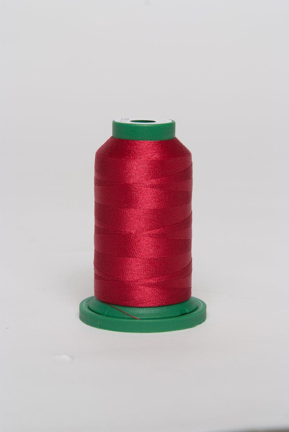 Carolina Red - ES1240 - Exquisite Embroidery Thread - 1000 meters