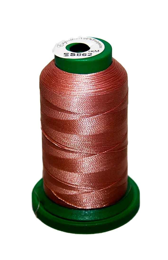 Light Dusty Rose - ES862 - Exquisite Embroidery Thread - 1000 meters
