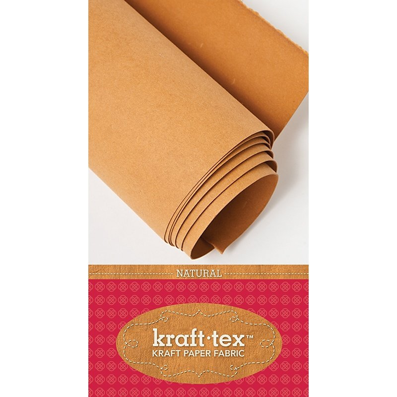 Natural Kraft-Tex Paper Fabric  - 19 - CTP20228
