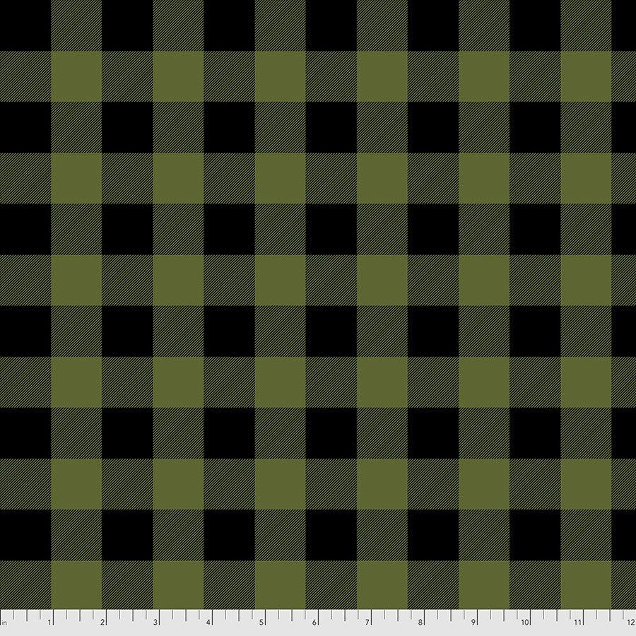 Pine Fresh - Check Yo'self - Holiday Homies Flannel - FNTP002.PINEFRESH