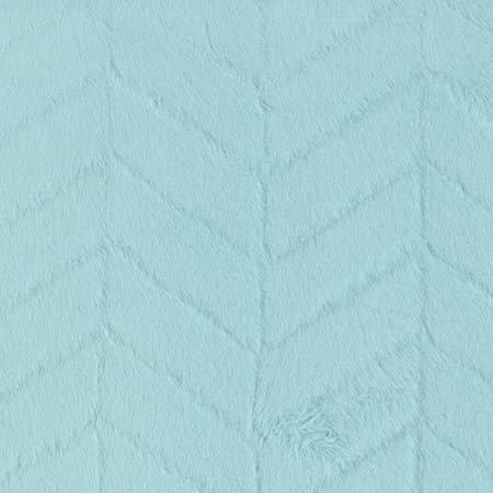 Herringbone Snuggle Aqua by Michael Miller - HS7585-AQUA-R