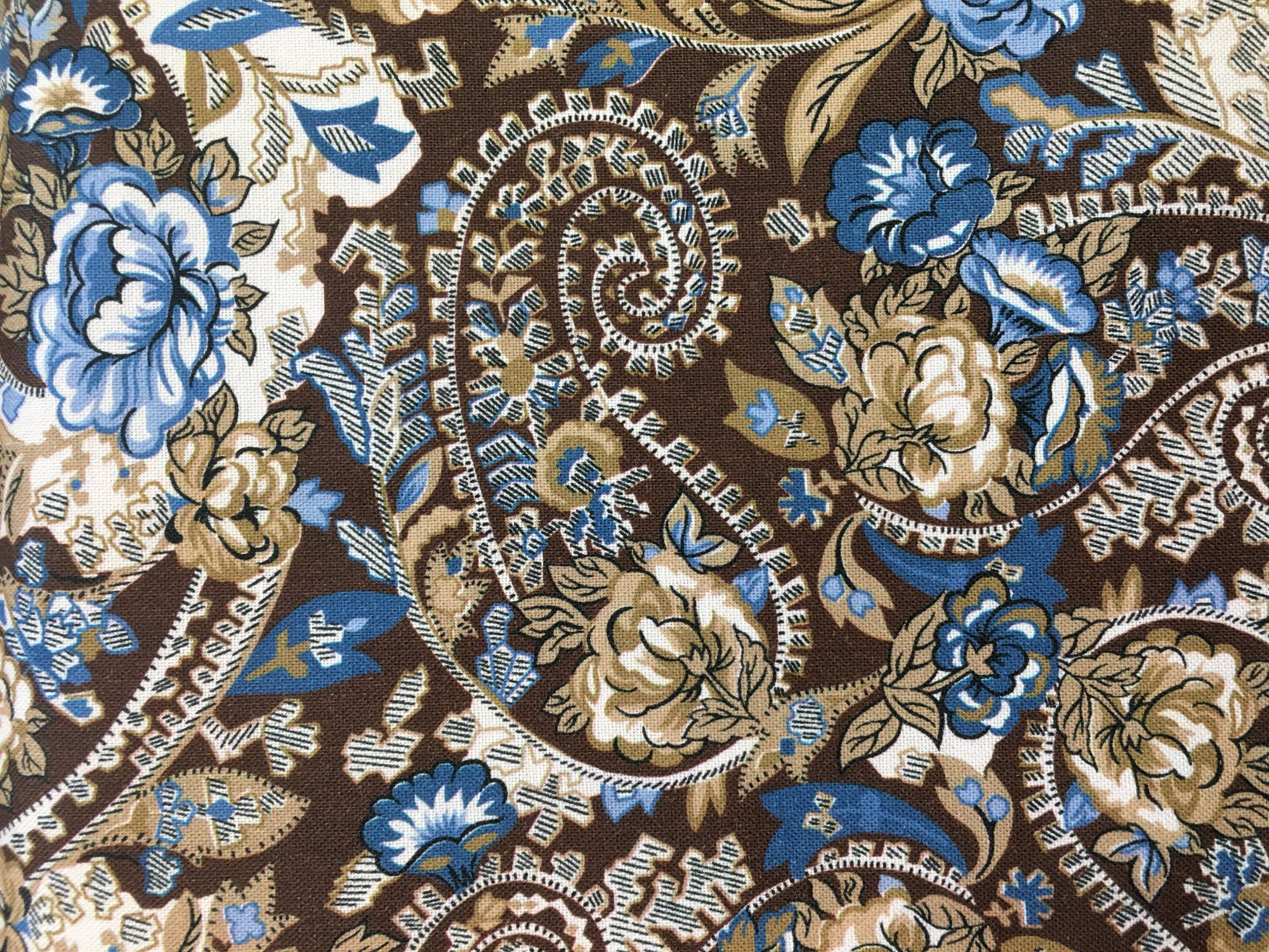 FRENCH PAISLEY - 00149 Z