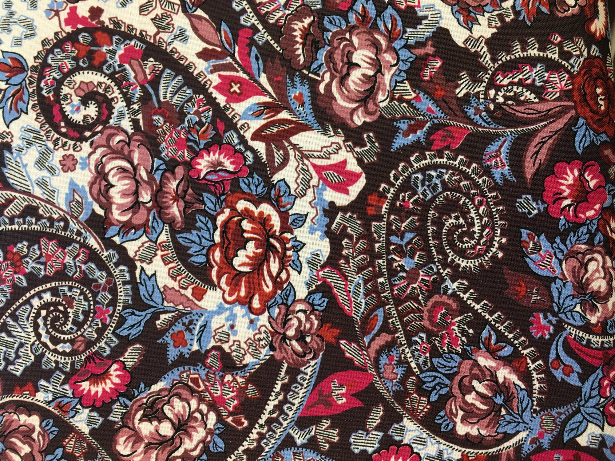 FRENCH PAISLEY - 00149 R