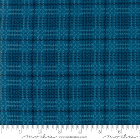 Lagoon - Wool Needle VI - 1257 21F Moda Flannel #1