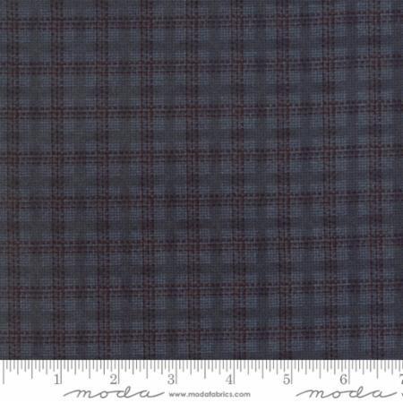 Wool Needle VI Lake 1254 19F Moda Flannel #1
