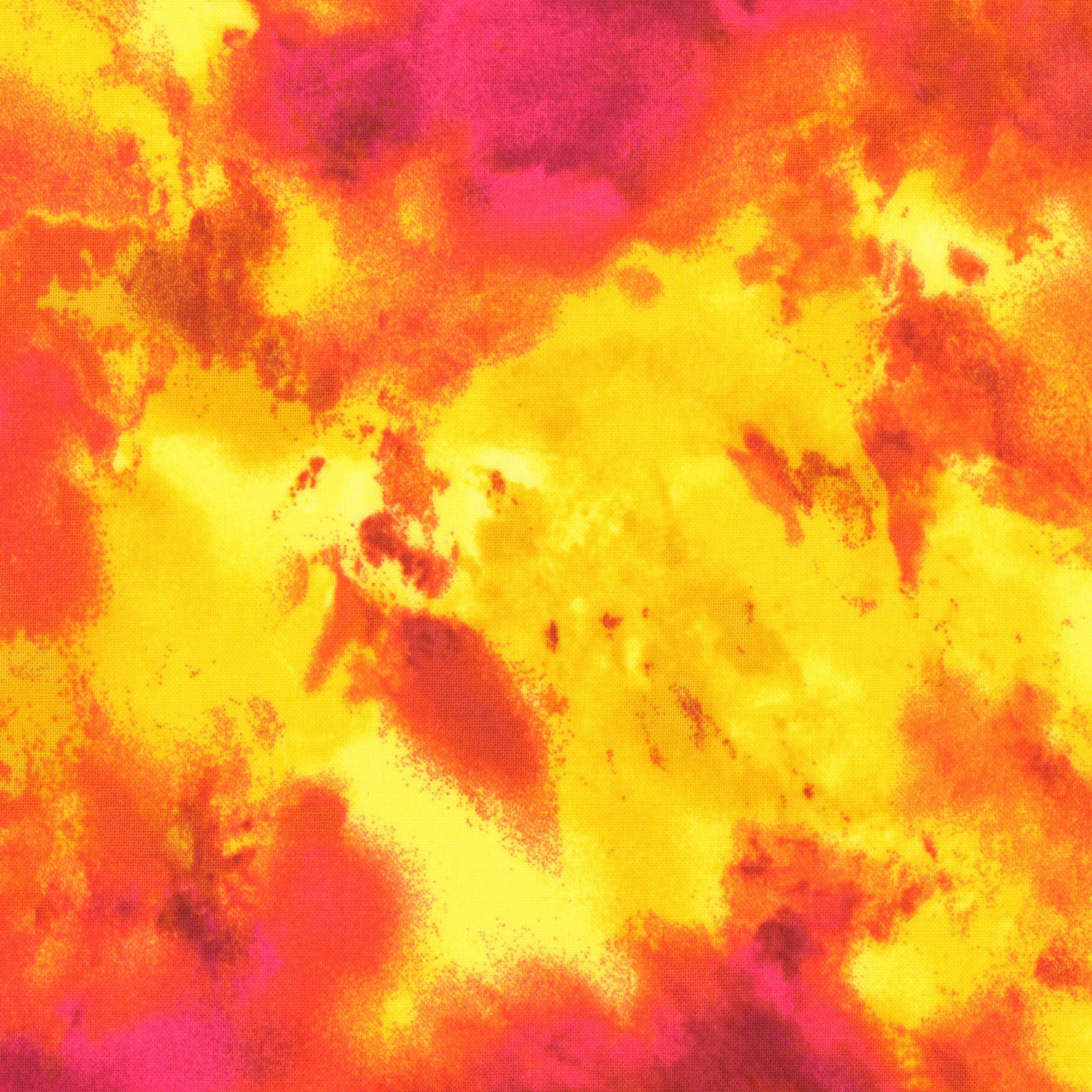 Yellow Red - Sunny Splash - Lucien - LEC6100-51