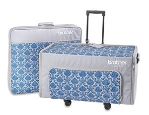 Brother Luminaire 4 piece Luggage Set