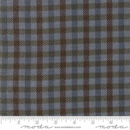 Mason Jar - Wool Needle VI - 1255 19F Moda Flannel #1